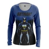 Женская Футболка Batman - купить в teestore