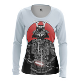 Женский Лонгслив Darth Samurai - купить в teestore
