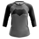Женский Лонгслив Batman logo - купить в teestore