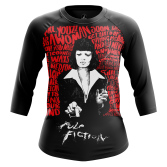 Женский Лонгслив Pulp fiction - купить в teestore