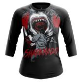 Женская Футболка Sharknado - купить в teestore