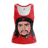 Женская Майка Че Гевара - купить в teestore
