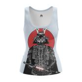 Женская Майка Darth Samurai - купить в teestore