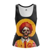 Женская Майка Dead Ronald - купить в teestore