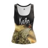 Женская футболка Korn - Follow the Leader  купить