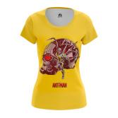 Женская Футболка Antman - купить в teestore