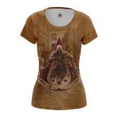 Женская Майка Assassin's Creed 3 - купить в teestore