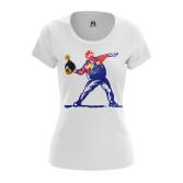 Женская Футболка Bomberman - купить в teestore