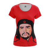 Женская Футболка Че Гевара - купить в teestore