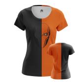 Женская Футболка DeathStroke - купить в teestore