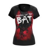Женская Футболка Shadow of the Bat - купить в teestore