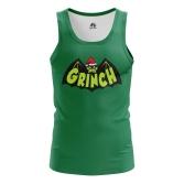 Футболка Grinch - купить в teestore. Доставка по РФ