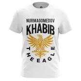 Футболка Khabib Nurmagomedov - купить в teestore. Доставка по РФ