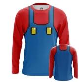 Футболка Mario Suit купить