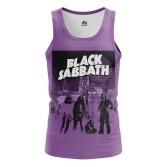 Мужские Футболки Black Sabbath. Доставка по всей России