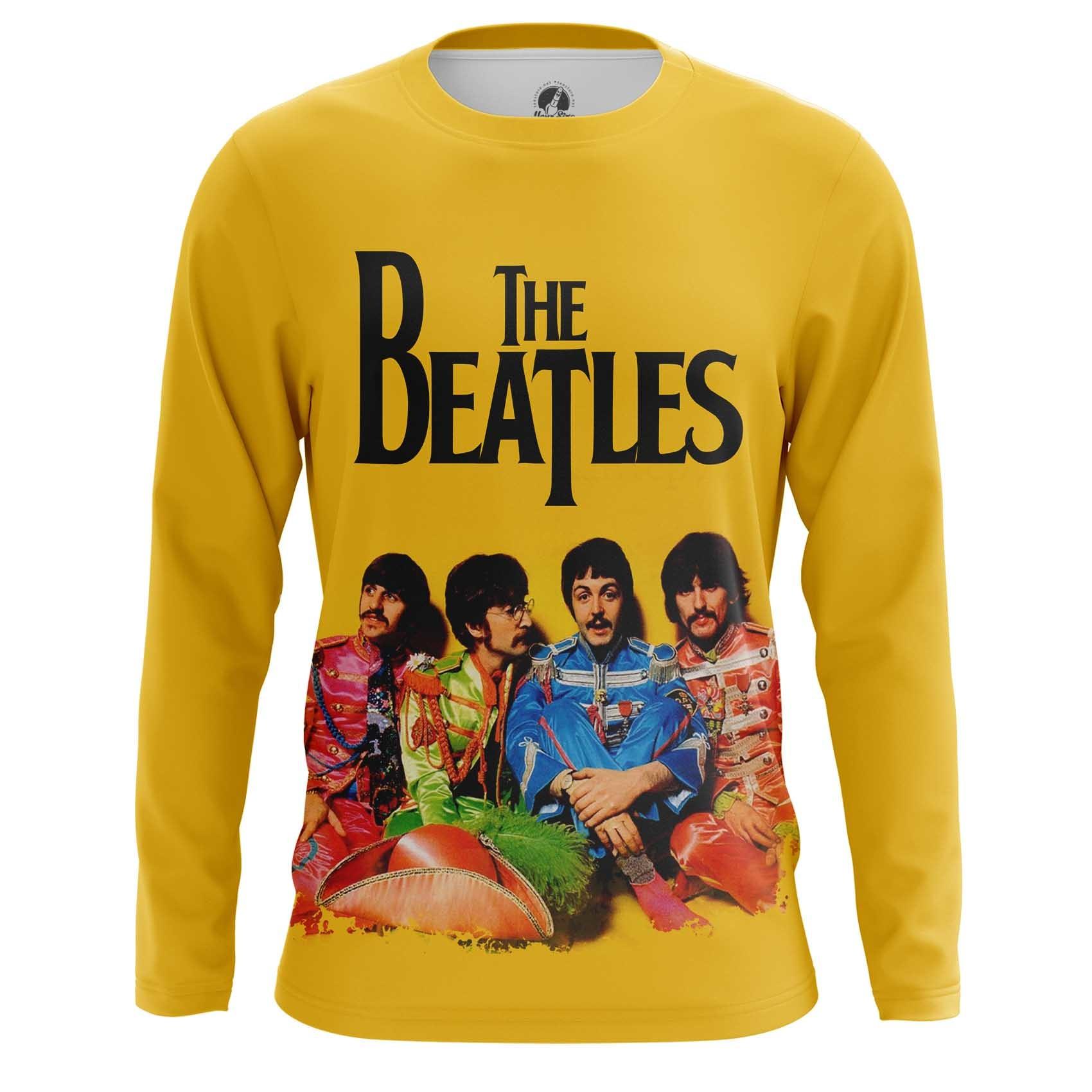 Футболка The Beatles купить