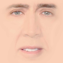 Cage Face