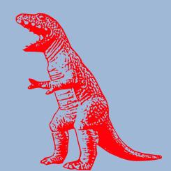 Sheldons T-rex