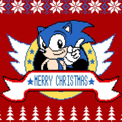 New Year Sonic
