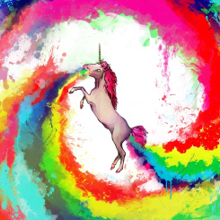 Fancy Unicorn