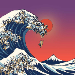 Pug Wave